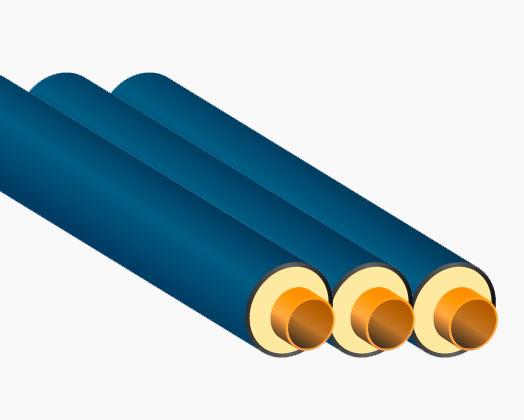 Стальные изделия с полиуретановой защитой и эмалированным покрытием внутренней поверхности.